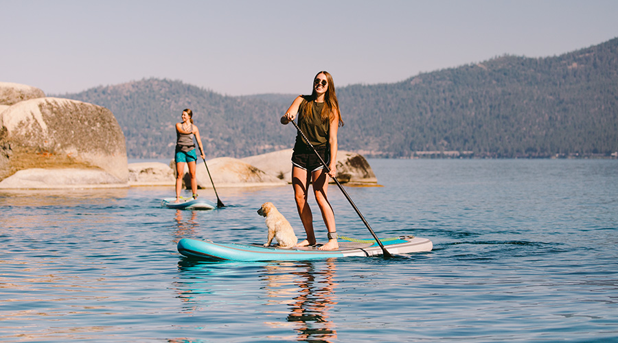 BENEFITS OF PADDLE BOARDING (2021)