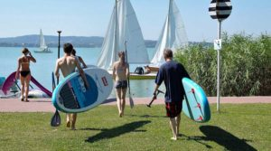 Types of Paddle Boards