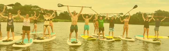 Stand Up Paddle Boarding Tips